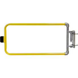 "SGNA500PC Kee Safety SGNA500PC Universal Self-Closing Safety Gate, 15"" - 44"" Length, Safety Yellow"