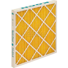 "102-500-019 Koch; Filter 102-500-019 Merv 11 High Cap. Xl11 Pleated Panel Ext. Surface 20""W x 20""H x 2""D"