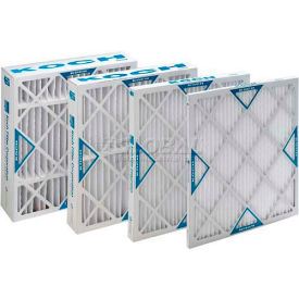 "102-701-007 Koch; Filter 102-701-007 Merv 8 High Capacity Xl8 Pleated Extended Surface 16""W x 25""H x 1""D"