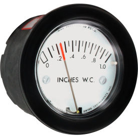 Optional Minihelic Gauge for Hospi-Gard® IsoClean® Units