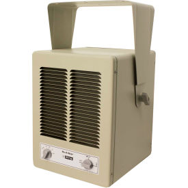 KBP2406 King Pic-A-Watt; Unit Heater KBP2406, 5700W Max, 240V, 1 Phase, Almond