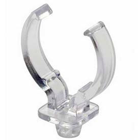 23452-V Leviton 23452-V Snap-In Lamp Support Clip for 2G11 Base Twin Tube Fluorescent Lampholder