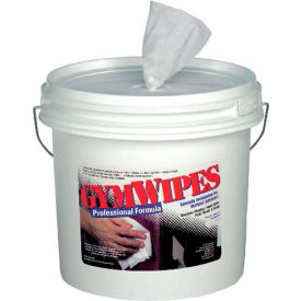 2XL-37 2XL Professional GymWipes Bucket, 700 Wipes/Roll, 2 Buckets/Case - 2XL-37