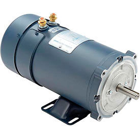 108322.00 Leeson Motors DC Motor-1HP, 12V, 1800RPM, TEFC, Rigid C