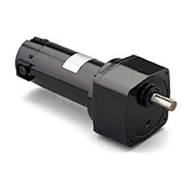 M1135117.00 Leeson M1135117.00, 1/4 HP, 21 RPM, 90VDC, TENV, PE350, 124:1 Ratio, 371 In-Lbs