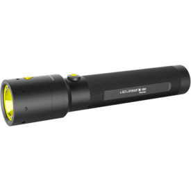 880323 LED LENSER; 880323 I9R 400 Lumen Rechargeable LED Flashlight - Black