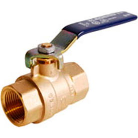 "legend valve® 1-1/4"" t-2000nl no lead forged brass full port ball valve - 101-416nl Legend Valve® 1-1/4"" T-2000NL No Lead Forged Brass Full Port Ball Valve - 101-416NL"