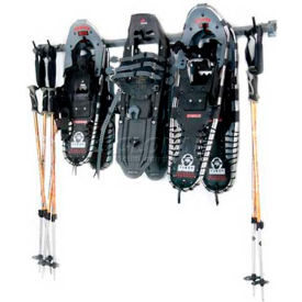 large snowshoe rack Large Snowshoe Rack