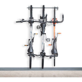3 bike storage rack 3 Bike Storage Rack