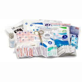 720RF Global Industrial First Aid Refill Kit, ANSI Compliant, Class A