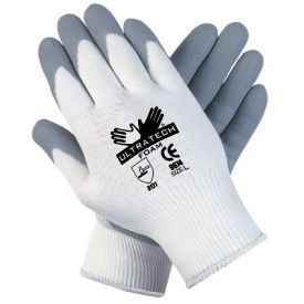 9674L Foam Nitrile Coated Gloves, MEMPHIS GLOVE 9674L, 12-Pair