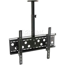 "mg electronics cb-5 imp fully adjustable ceiling bracket for 30""-55"" large flat panel monitors MG Electronics CB-5 IMP Fully Adjustable Ceiling Bracket For 30""-55"" Large Flat Panel Monitors"
