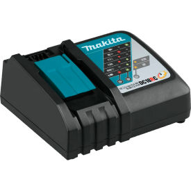 DC18RC Makita Charger, DC18RC, 18V Lithium-Ion Rapid