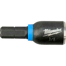 "49-66-4515 Milwaukee; 49-66-4515 Shockwave; Insert Mag Nutdriver 3/8"" - 3Pk"