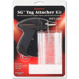 monarch® sg™ tag attacher kit - tag attacher, 500 fasteners & 500 tags Monarch® SG™ Tag Attacher Kit - Tag Attacher, 500 Fasteners & 500 Tags