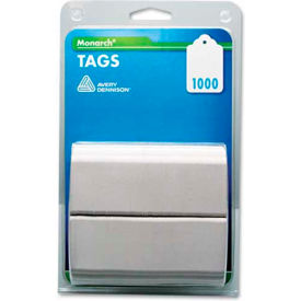 "monarch® refill tags for tag attacher kit, 1-1/8"" x 1-3/4"", white, 1000 tags/pack Monarch® Refill Tags for Tag Attacher Kit, 1-1/8"" x 1-3/4"", White, 1000 Tags/Pack"
