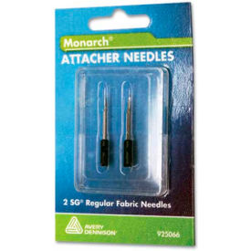 monarch® attacher needle for sg™ tag attacher gun, stainless steel, 2/pack Monarch® Attacher Needle For SG™ Tag Attacher Gun, Stainless Steel, 2/Pack