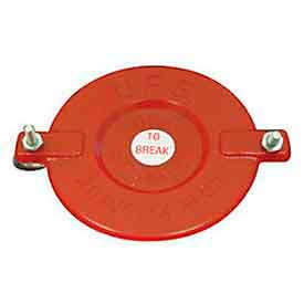 670-25 Fire Hose Breakable Cap - 2-1/2 In. - Plastic