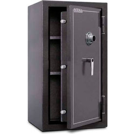 "MBF3820C Mesa Safe Burglary & Fire Safe Cabinet MBF3820C 2 Hr Fire Rating, Combo Lock, 22""W x 22""D x 40""H"