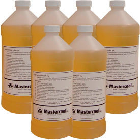 90032-6 Mastercool; 90032-6 Vacuum Pump Oil / Case of Six 32 Oz Bottles