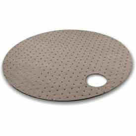 gray universal drum top pads 25/bale 22 x 22 Gray Universal Drum Top Pads 25/Bale 22 x 22