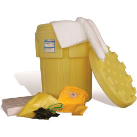 mbt universal 95 gallon overpack spill kit MBT Universal 95 Gallon Overpack Spill Kit