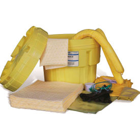 mbt hazmat 20 gallon labpack spill kit