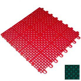 "mateflex ii outdoor tennis tile 350018, 12""l x 12""w, sport green Mateflex II Outdoor Tennis Tile 350018, 12""L X 12""W, Sport Green"