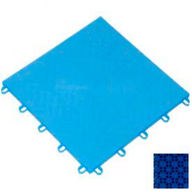 "mateflex progym multi-sport indoor tile 363346, 12""l x 12""w, performance blue Mateflex ProGym Multi-Sport Indoor Tile 363346, 12""L X 12""W, Performance Blue"