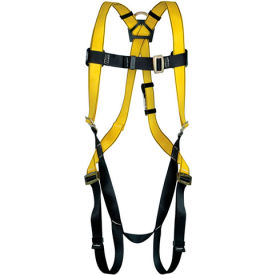 10096486 Safety Works Harness, Qwik-Fit, D-Ring, Standard, 10096486