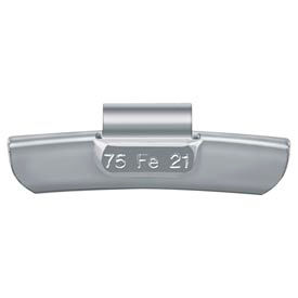 coated steel tfe wheel weight - 1.25 ounce - min qty 4 Coated Steel Tfe Wheel Weight - 1.25 Ounce - Min Qty 4