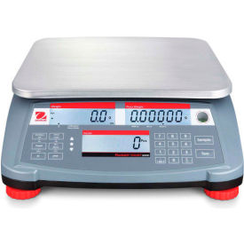 "30031788 Ohaus Ranger Count 3000 Compact Digital Counting Scale 6lb x 0.002lb 11-13/16"" x 8-7/8"""