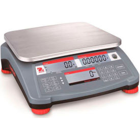 "30031791 Ohaus Ranger Count 3000 Compact Digital Counting Scale 60lb x 0.002lb 11-13/16"" x 8-7/8"""