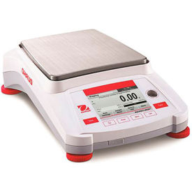 Ohaus® AX1502/E Adventurer Precision Balance with Manual Calibration 1520g x 0.01g