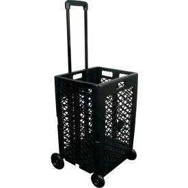 olympia tools pack-n-roll® mesh rolling/folding crate cart, 55 lb. capacity Olympia Tools Pack-N-Roll® Mesh Rolling/Folding Crate Cart, 55 Lb. Capacity