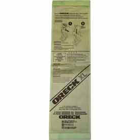PK800025DW Oreck; Hypo Allergenic Disposable Bags For U2000 Series - 25 Bags