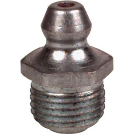 alemite hydraulic fittings, straight, 11/16 in, male/male, 1/8 in (ptf-sae) - 1610-bl Alemite Hydraulic Fittings, Straight, 11/16 in, Male/Male, 1/8 in (PTF-SAE) - 1610-BL