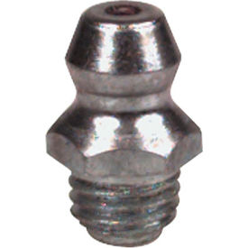 alemite hydraulic fittings, straight, 35/64 in, male/male, 1/4 in (sae) - 1641-b Alemite Hydraulic Fittings, Straight, 35/64 in, Male/Male, 1/4 in (SAE) - 1641-B