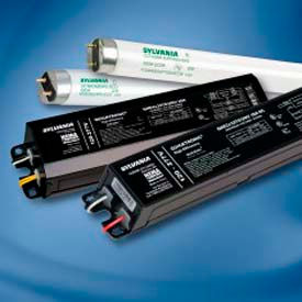 49500 Sylvania 49500 QHE 3X32T8/UNV ISH-HT-SC-B 32 T8 High Efficiency -HBF-SC