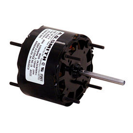 "D0030 Century D0030, 3.3"" Shaded Pole Open Motor - 115 Volts 1550 RPM"
