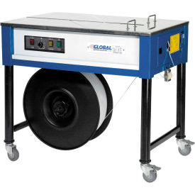 PSM1412-IC3AKIT Polypropylene Strapping Machine With 1 Free Roll of Strapping