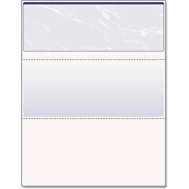 docugard® standard security check - prb04501 - blue marble top - 24 lb. - letter - 500 sheets DocuGard® Standard Security Check - PRB04501 - Blue Marble Top - 24 lb. - Letter - 500 Sheets
