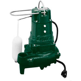 Zoeller Flow-Mate Automatic Sump Pump For Septic Tanks 137-0001, LPP
