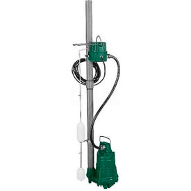 Zoeller M3098 Automatic High Temperature Submersible Pump 3098-0001, 1/2 HP