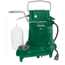 Zoeller Mighty-Mate M53 Automatic Submersible Sump Pump 53-0001, 3/10 HP