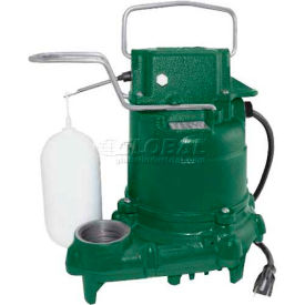 Zoeller Mighty-Mate M57 Automatic Submersible Sump Pump 57-0001, 1/3 HP
