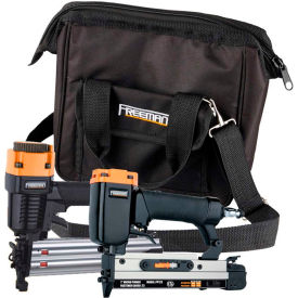 freeman 2-piece finishing & trim kit pppbrck, includes nails & canvas storage bag Freeman 2-Piece Finishing & Trim Kit PPPBRCK, Includes Nails & Canvas Storage Bag
