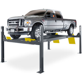 bendpak® four-post lift 14,000 lb capacity, extended, limo style BendPak® Four-Post Lift 14,000 lb Capacity, Extended, Limo Style