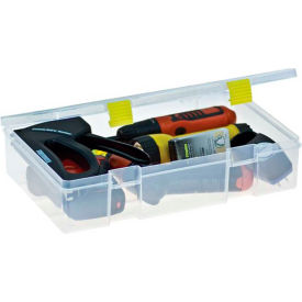 "2373101 Plano ProLatch; StowAway; Utility Box Open Compartment 14""L x 9-1/8""W x 3-1/4""H Clear"