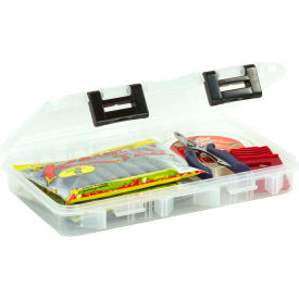 "360710 Plano ProLatch; StowAway; Utility Box Open Compartment 10-3/4""L x 7-1/4""W x 1-3/4""H Clear"
